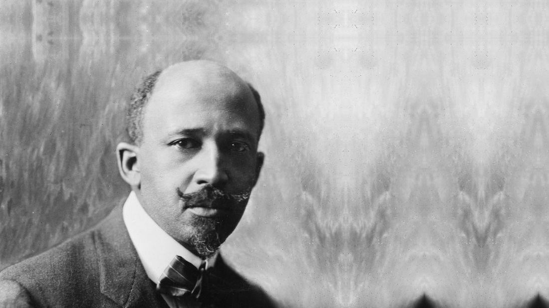 selection of the best of Du Bois's vision on the global battle for ...